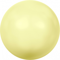 Crystal Pastel Yellow Pearl, 4 мм
